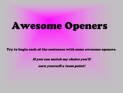 Awesome_Openers[1].ppt