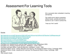 Teacher Technique Tool-Kit - All you need!!!