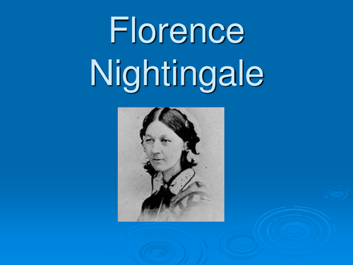 florence nightingale classroom resources library - photo#30