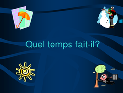 le temps PowerPoint