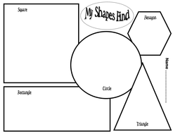 2D shape resources