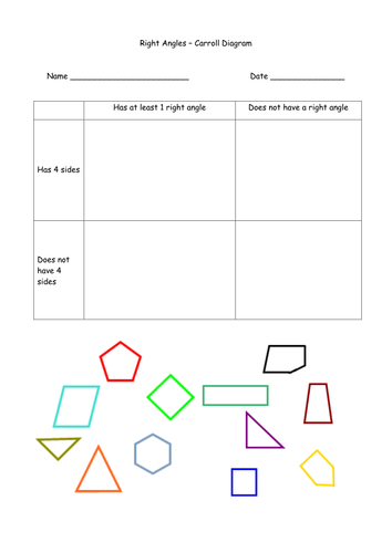 Right angles iwb carroll diagram worksheet by sjcampbell right angles iwb carroll diagram worksheet by sjcampbell teaching resources tes ccuart Image collections
