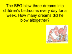 BFG word problems.ppt