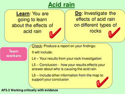 acid rain - environmental consultants