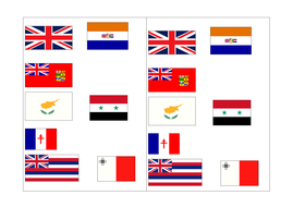 A Introductory Quiz to Flags of the World by Irae | Teaching