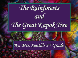 Rainforest & Kapok Tree PPT.ppt