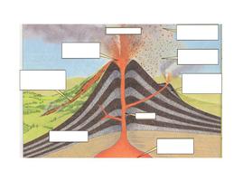 Volcano blank diagram by hayley2504 teaching resources tes volcano blank diagram ccuart Image collections