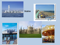Seaside pictures PowerPoint