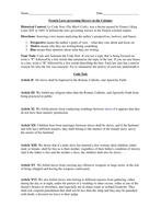 Black Codes/Code Noir in French Colonies