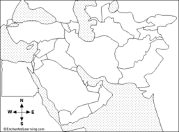 Southwest Asia\'s Geography: Weekly Lesson Plan | Teaching ...