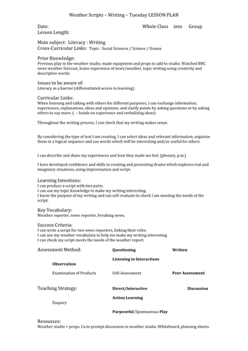 planning a research paper critique template