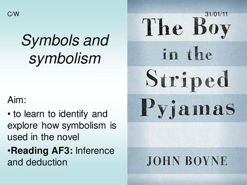 The Boy In The Striped Pyjamas Sow By Nikkibrayne Teaching