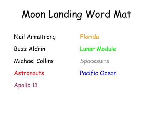 Moon Landing Newspaper Writing by alibobby Teaching Resources TES – Apollo 13 Worksheet