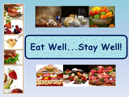 Eat Well...Stay Well.ppt