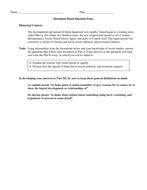 Spread of Islam DBQ Essay