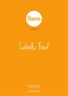 Food Name Labels