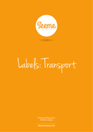 Transport Book and Display Labels