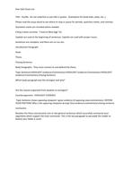 Argumentative/Persuasive Essay Handouts