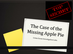 CSI PP The Case of the Missing Apple Pie.pptx