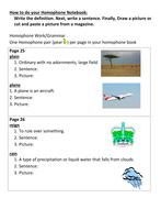 Homophone Page 25 to 28.docx