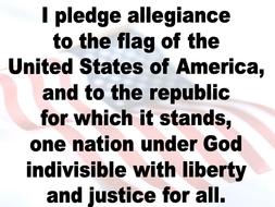 American Sign Language Pledge of Allegiance Texas