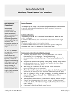 ASL I Signing Naturally Unit 2 Identifing Others Lesson Plan.docx