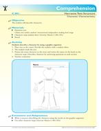 book reports and language arts homework