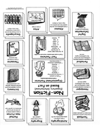 Non-Fiction/ Fiction Genres Definition Handout