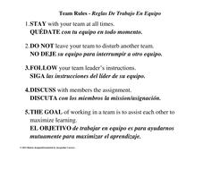 Bil Eng _Spa Team Rules.doc