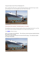 Using the Content-Aware Fill in Photoshop CS5