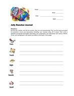 Jolly Rancher Journal
