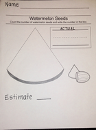Watermelon World: A Counting Activity