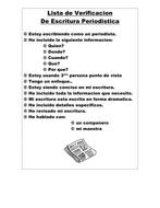 Journalism Checklist-Spanish.docx