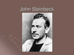 John Steinbeck.ppt