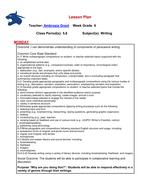 Six Traits-components of persuasive writing