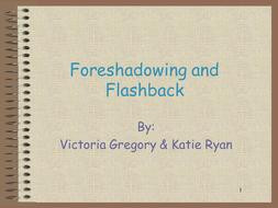 Foresh&Flashback.ppt