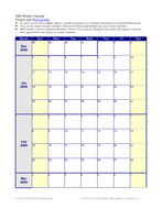 2009-Weekly-Calendar ELA - 8th-1.doc