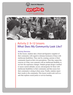 What Does My Community Look Like?