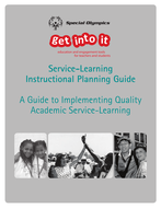 Service-Learning Instructional Planning Guide