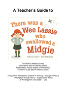 Teacher's Guide to THERE WAS A WEE LASSIE