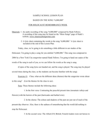 HF - School Lesson Plan Based on the Song 6,000,000.pdf