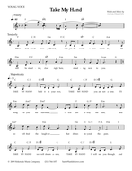 TAKE MY HAND - YOUNG VOICE - MUSIC LEAD SHEET.pdf