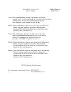 LYRIC SHEET - HALFWAY TO HEAVEN.pdf