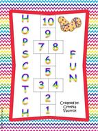 Classroom Hopscotch