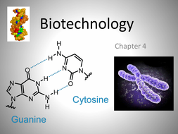 Biotechnology Chapter 4