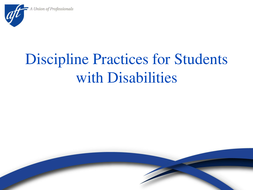 Students with Disabilities and School Discipline.pptx
