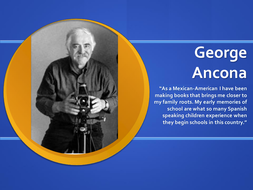 George Ancona slideshow