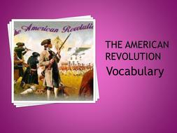 American Revolution ppt