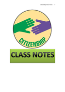 Useful Information for those Studying Citizenship