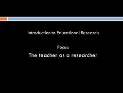 teacher as researcher.pptx